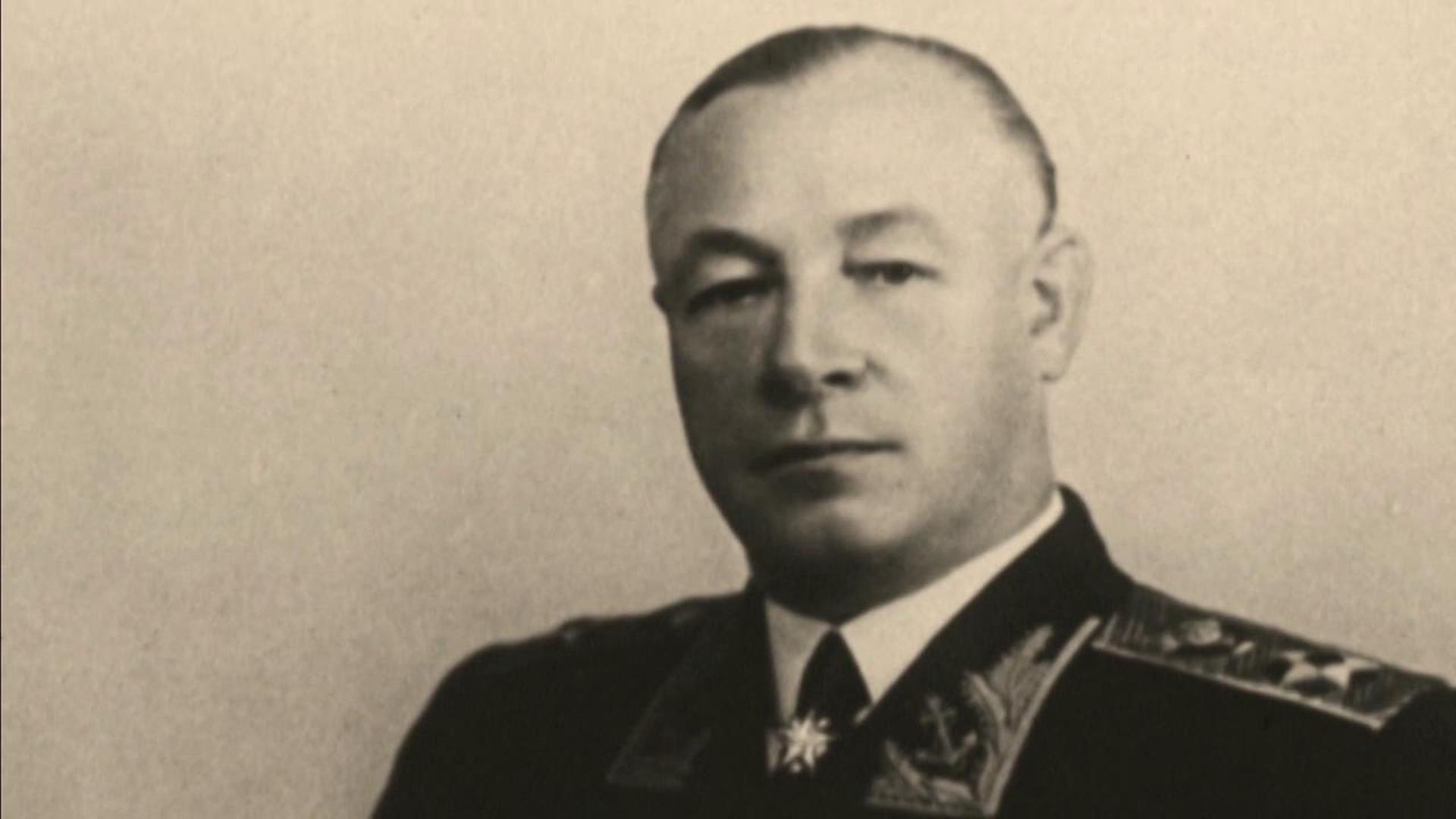 Адмирал Кузнецов. Флотоводец Победы