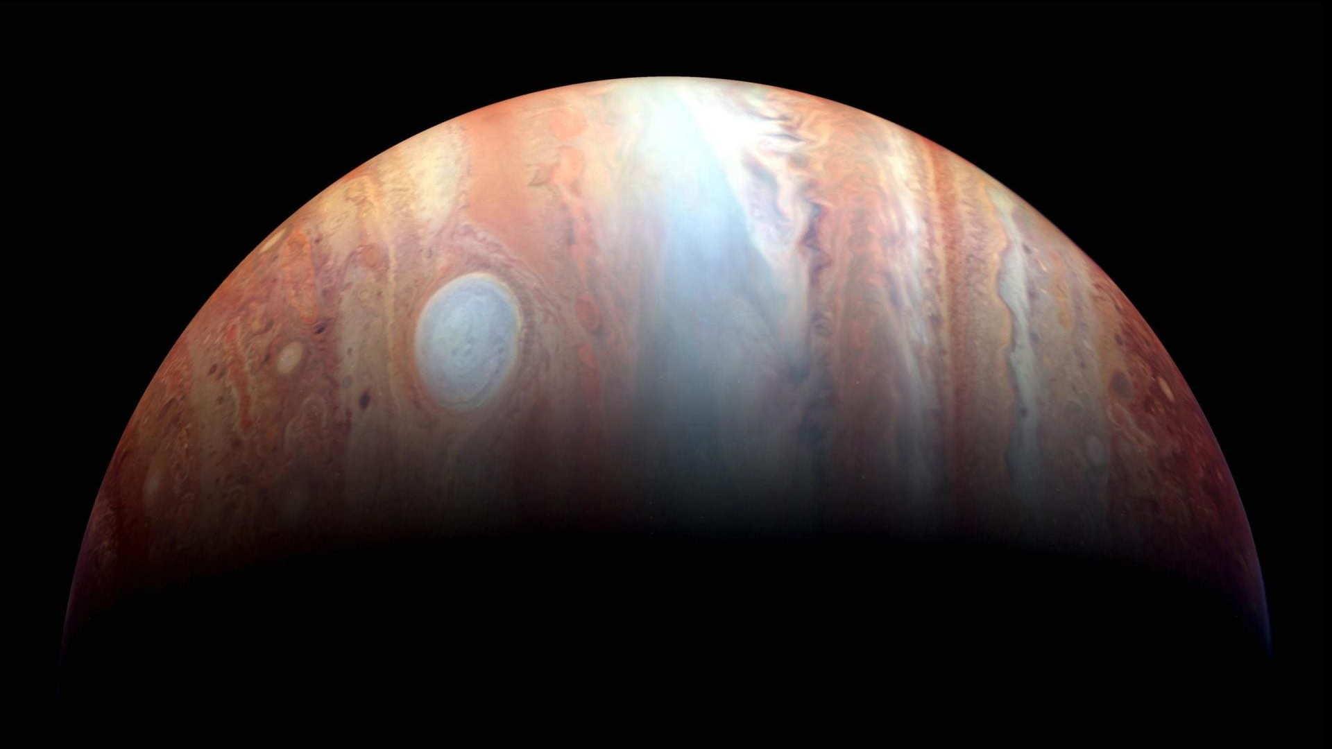 Астрономы: Юпитер столкнулся с огромной планетой