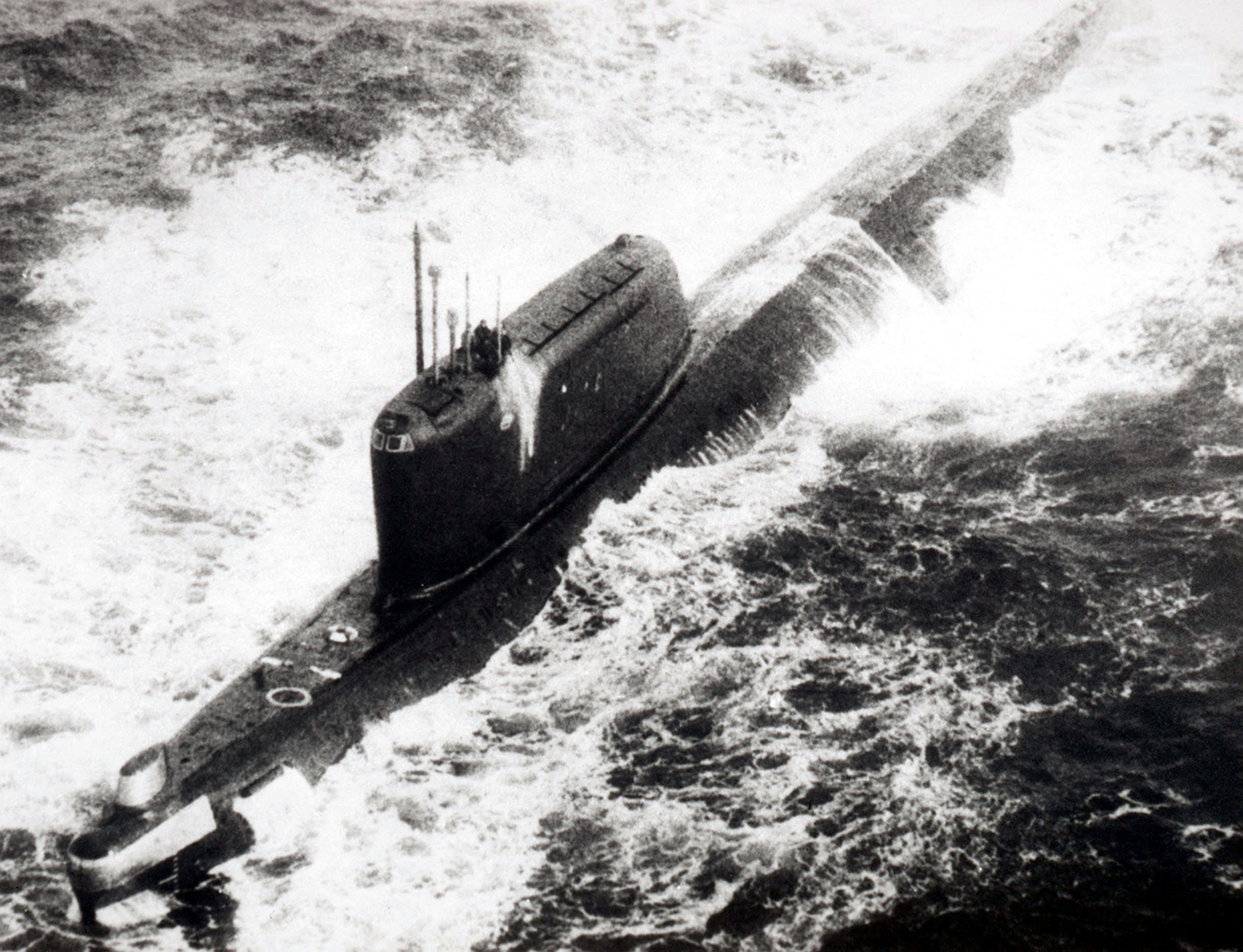 Пропавшая субмарина. Трагедия К-129