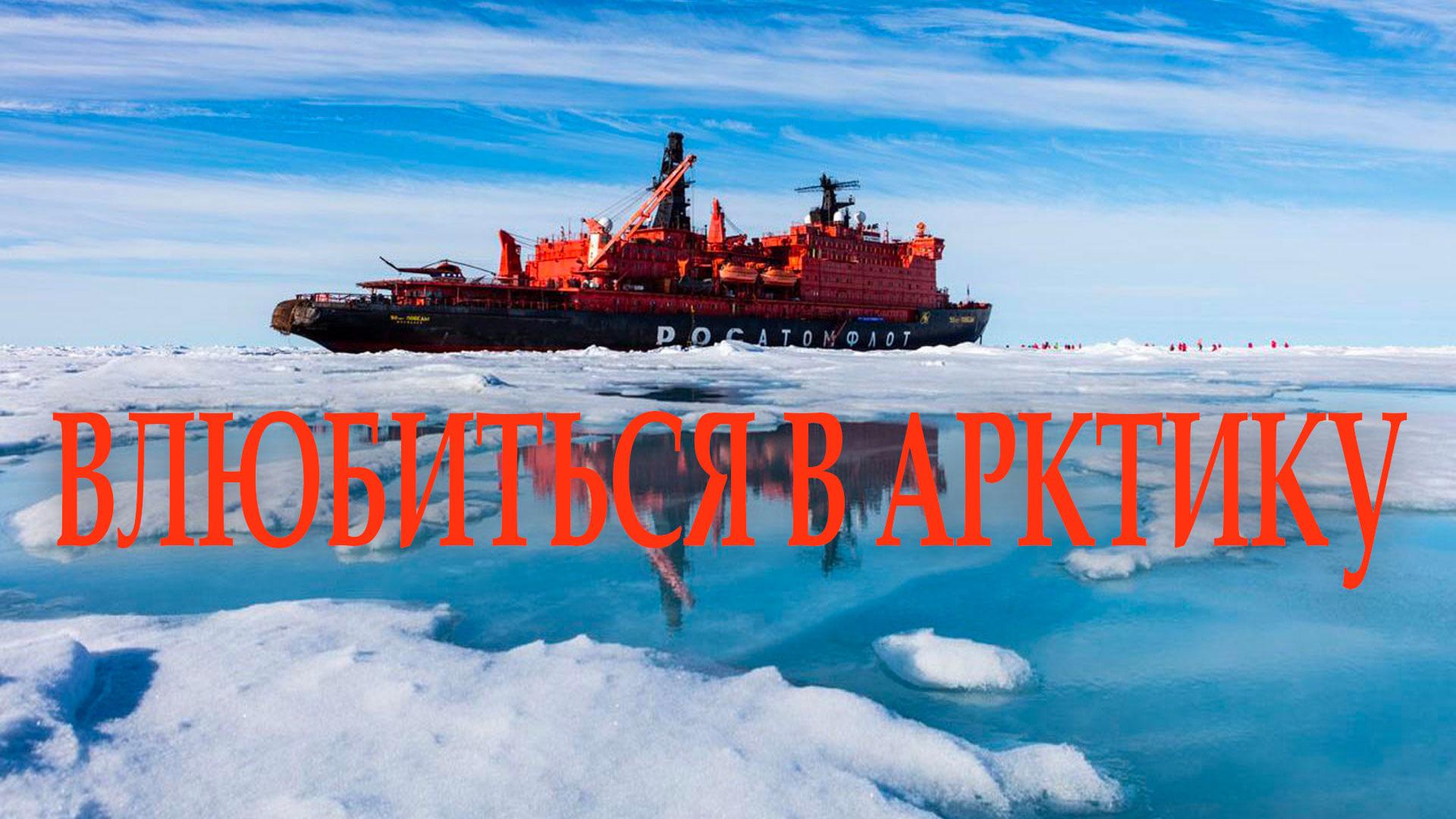 Влюбиться в Арктику