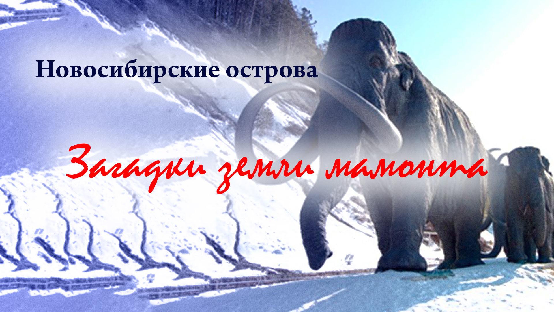 Новосибирские острова. Загадки земли мамонта