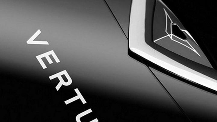 Vertu закрыла производство телефонов вСоединенном Королевстве