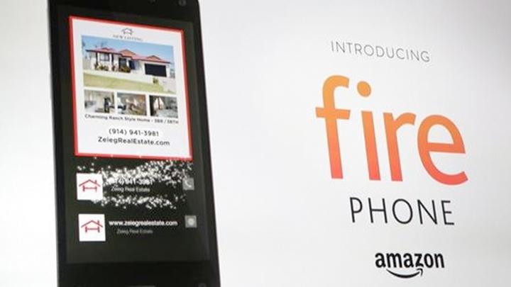 Amazon вернётся нарынок телефонов  слинейкой Ice