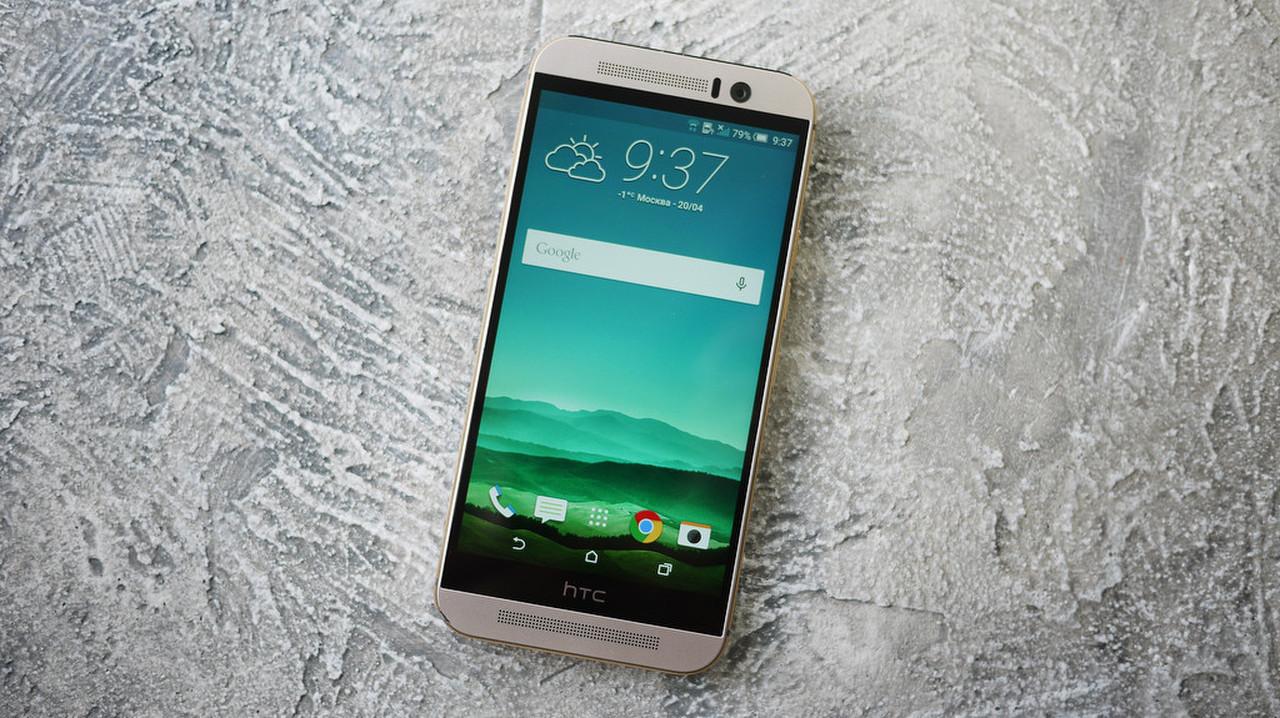 обзор смартфона Htc One M9 флагман без неожиданностей
