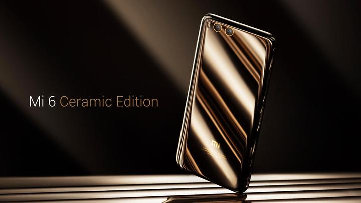 Объявлена российская цена Xiaomi Mi 6