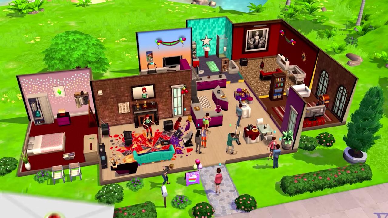 игры симулятор семьи лисиц онлайн