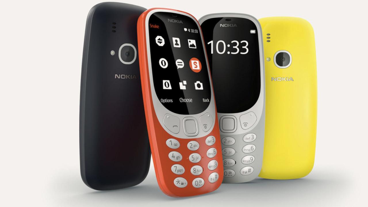 Была представлена брендовая версия обновленной Nokia 3310