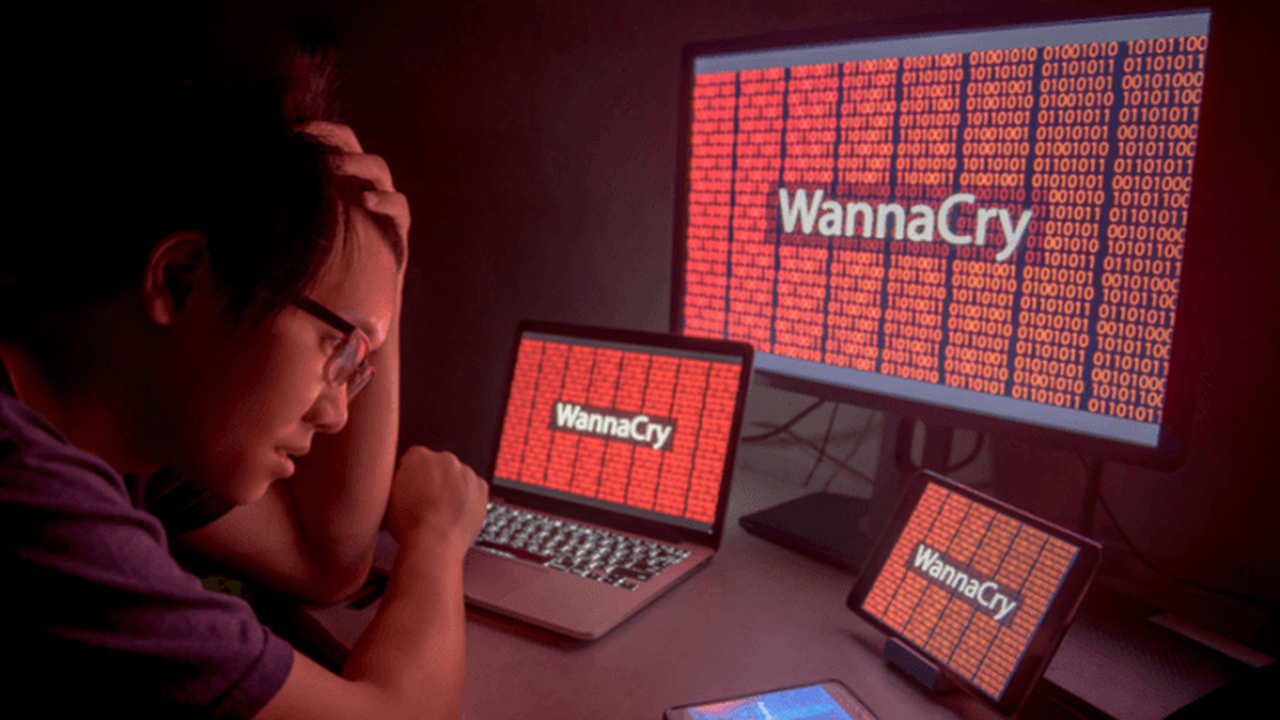 ВСША обнаружили схожий наWannaCry «вирус-вымогатель»