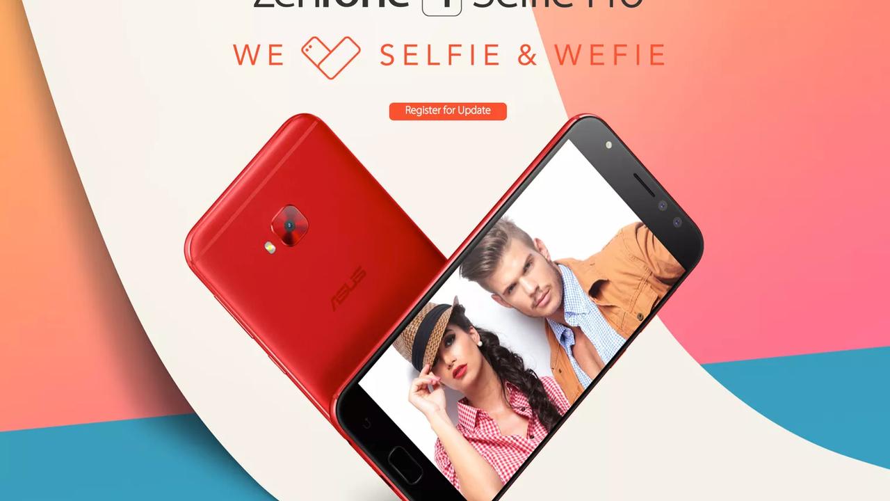 Слухи: Появились детали  о телефоне  Asus Zenfone 4 Pro