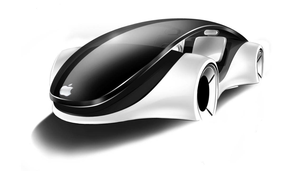 Apple разрабатывает беспилотный микроавтобус для собственных служащих