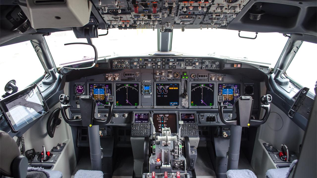 В РФ разрабатывают ОС для самолетов МС-21