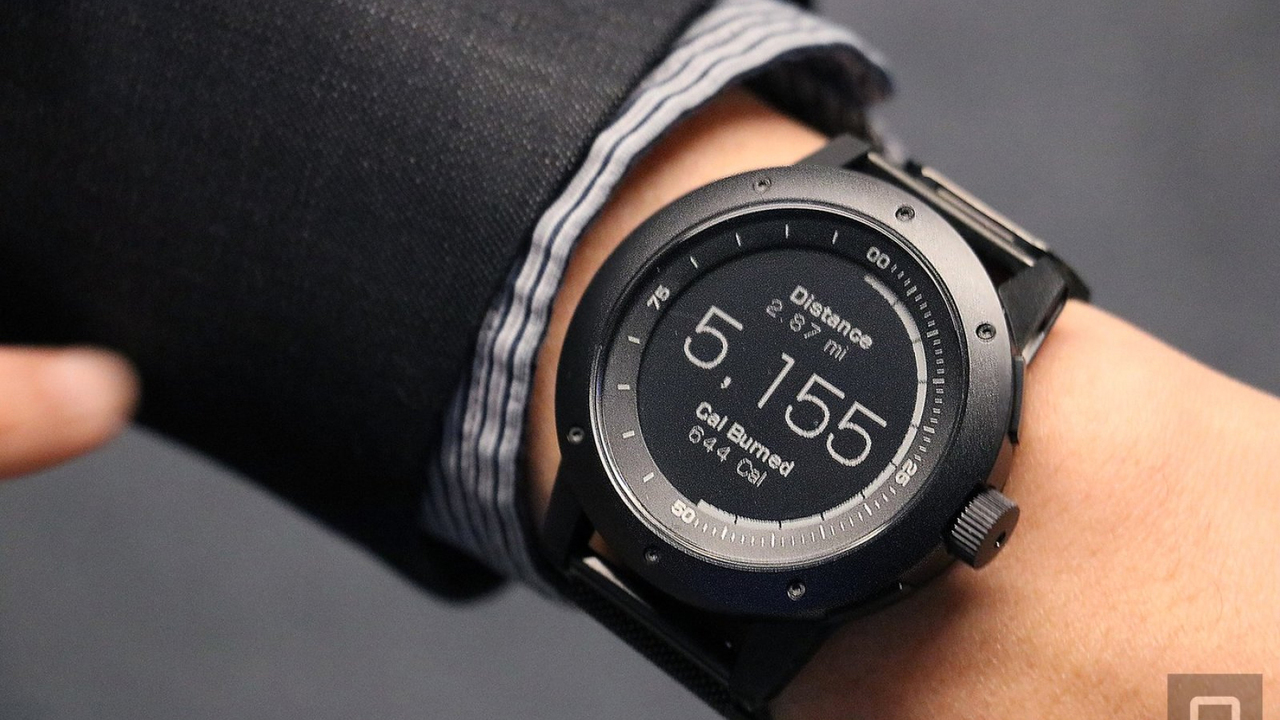 Matrix выпустила ненуждающиеся взарядке смарт-часы PowerWatch