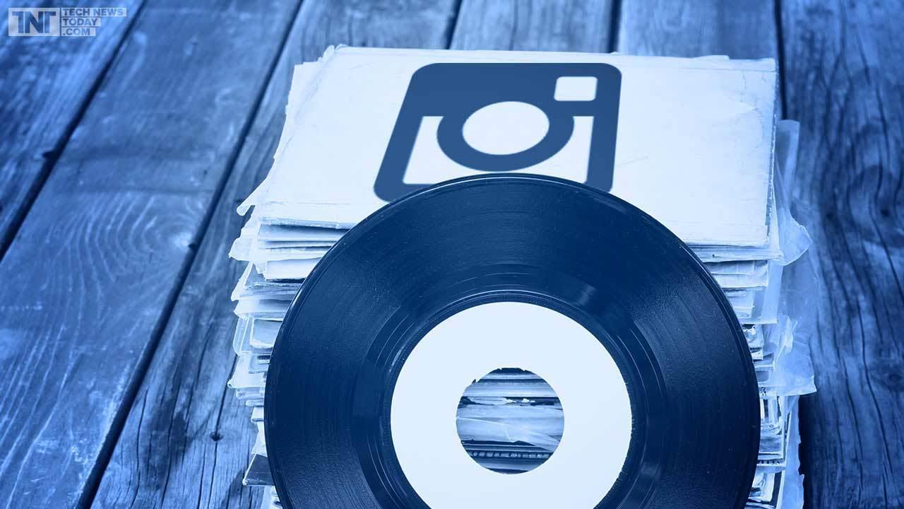В социальная сеть Instagram появятся музыкальные стикеры