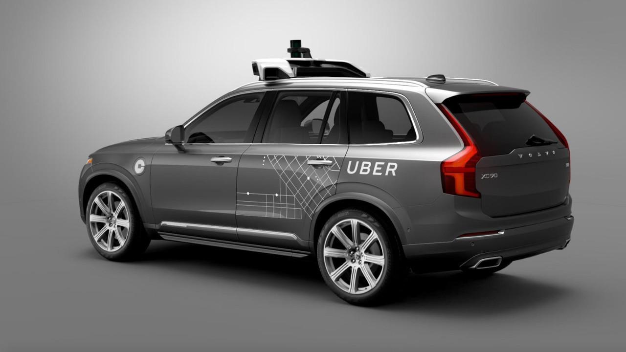 Uber прекратит тестирования беспилотных авто вАризоне
