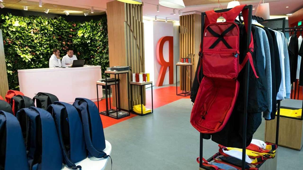 «Яндекс» открыл свой первый магазин имузей вмосковском офисе