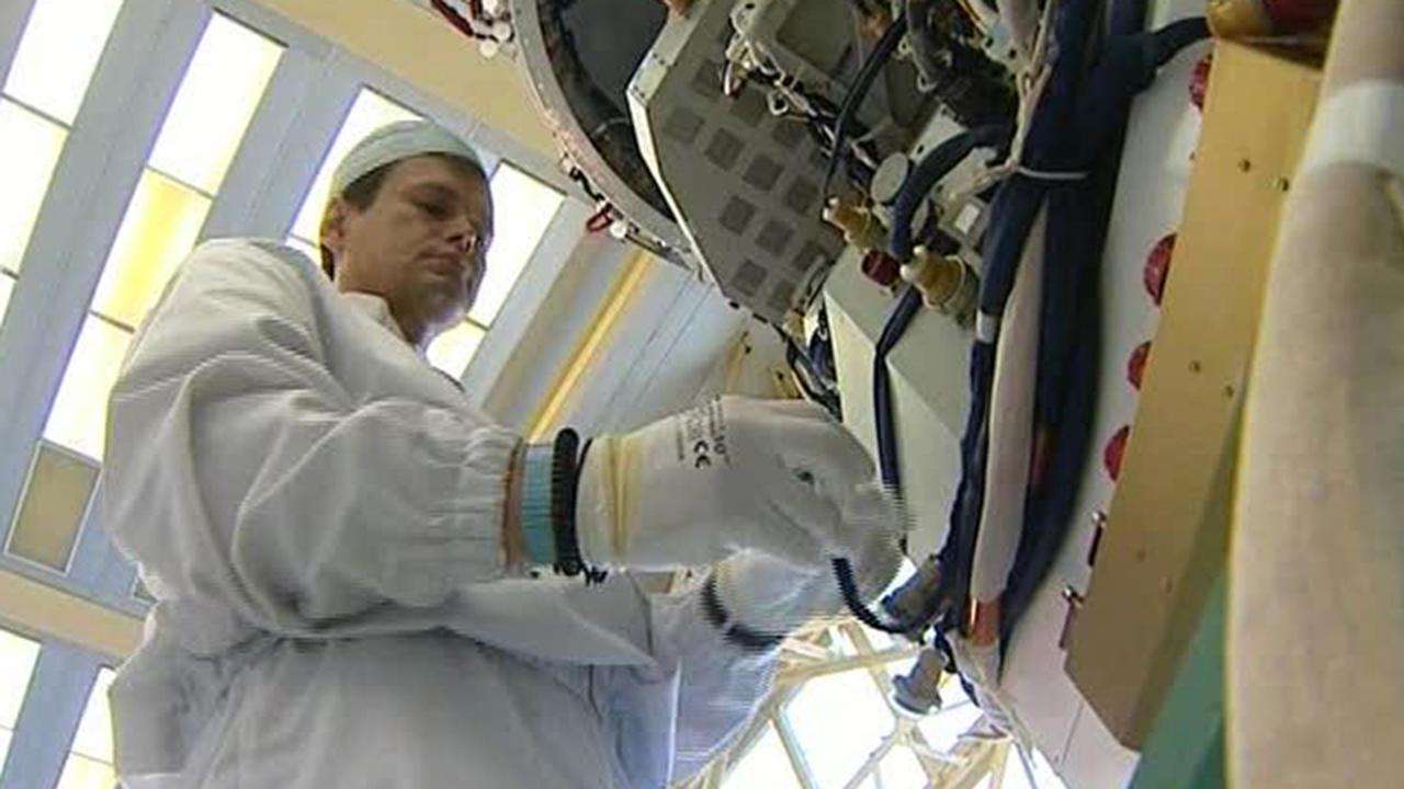 Российские учёные разработали новое топливо для ракетных двигателей