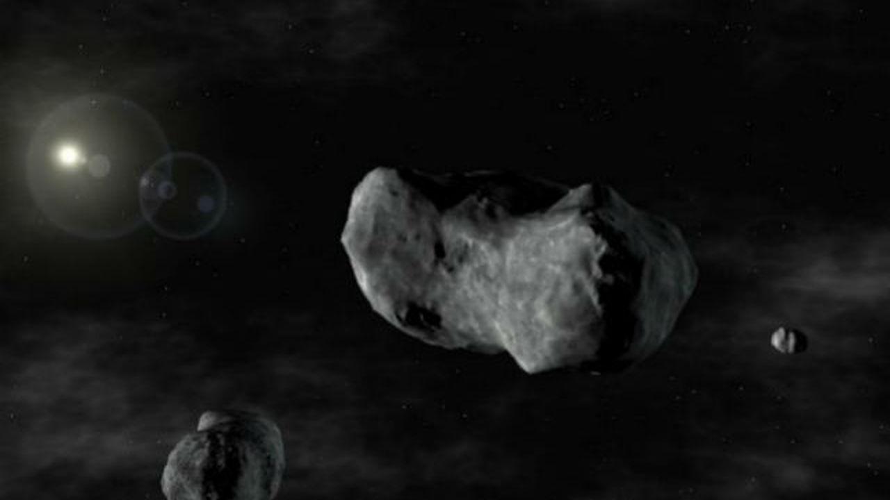 НАСА будет вести репортаж о рекордном сближении астероида с Землей
