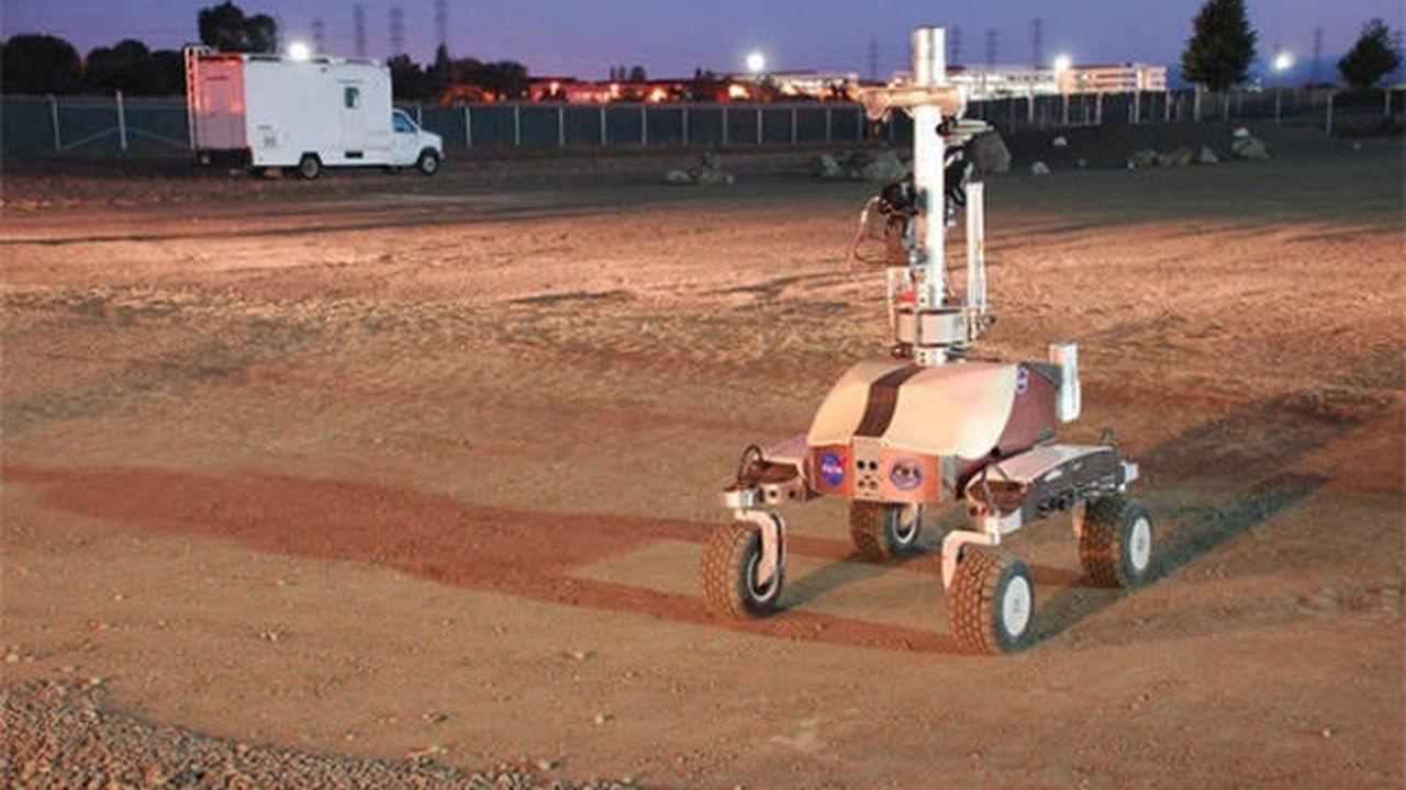 МКС ненадолго превратили в пункт управления роботом