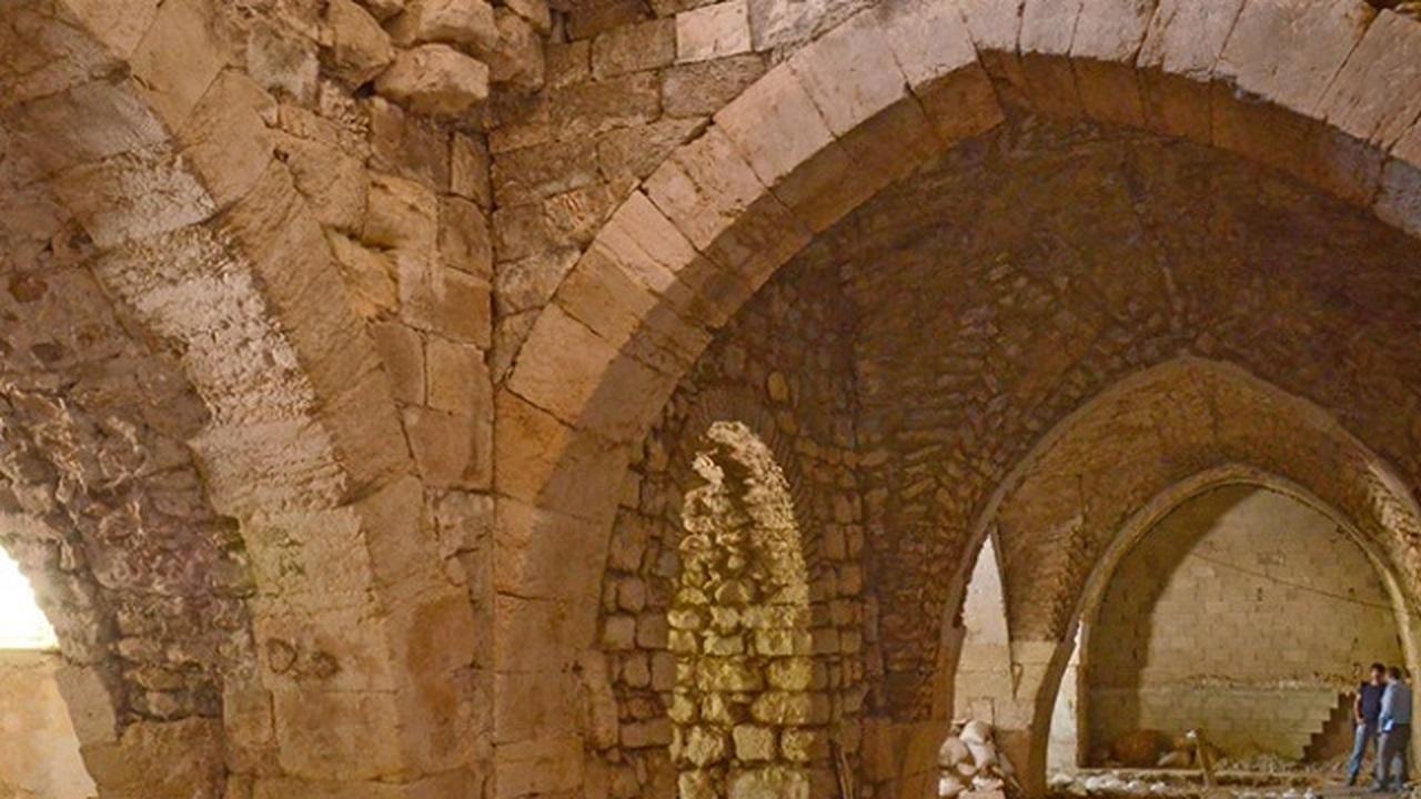 В Иерусалиме откроется госпиталь крестоносцев