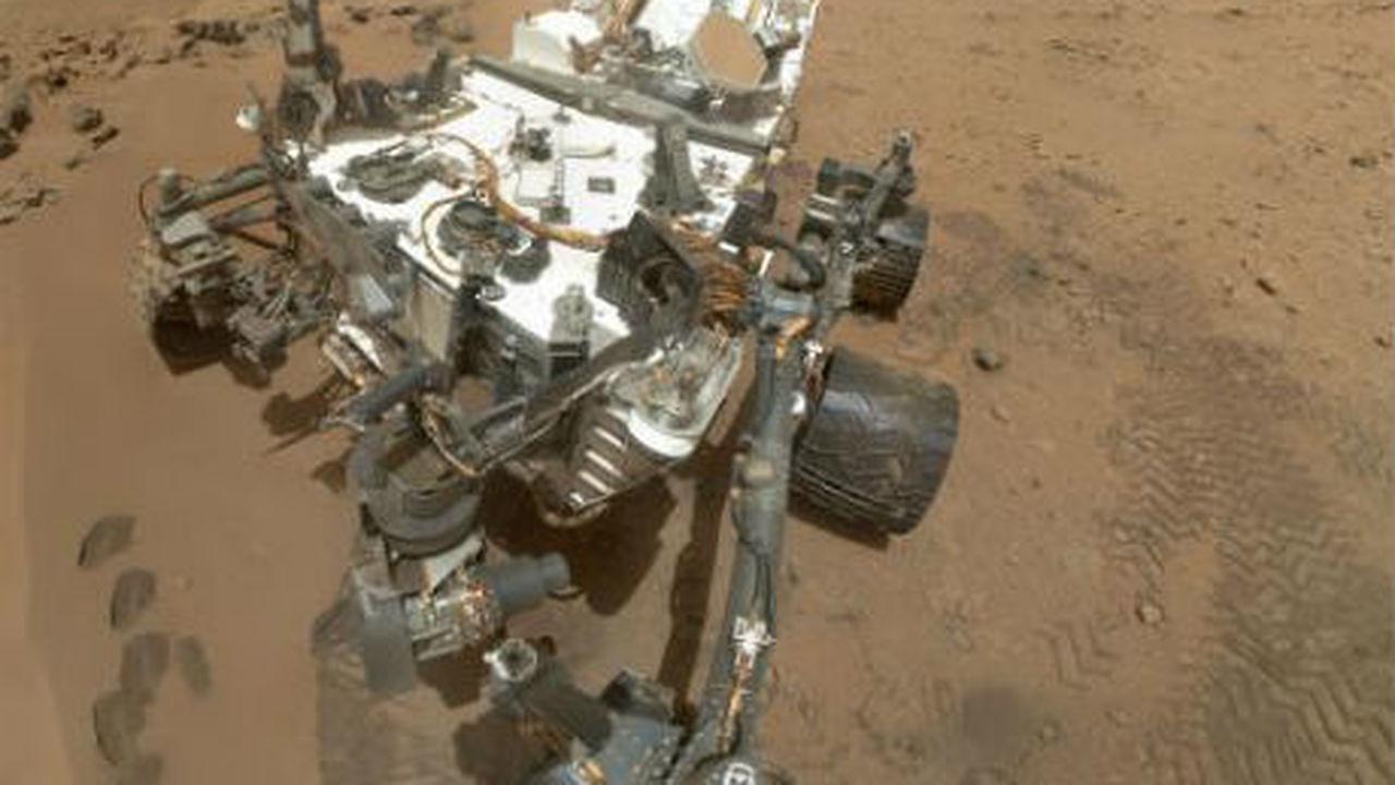 Учёные оценили угрозу радиации при полёте на Марс