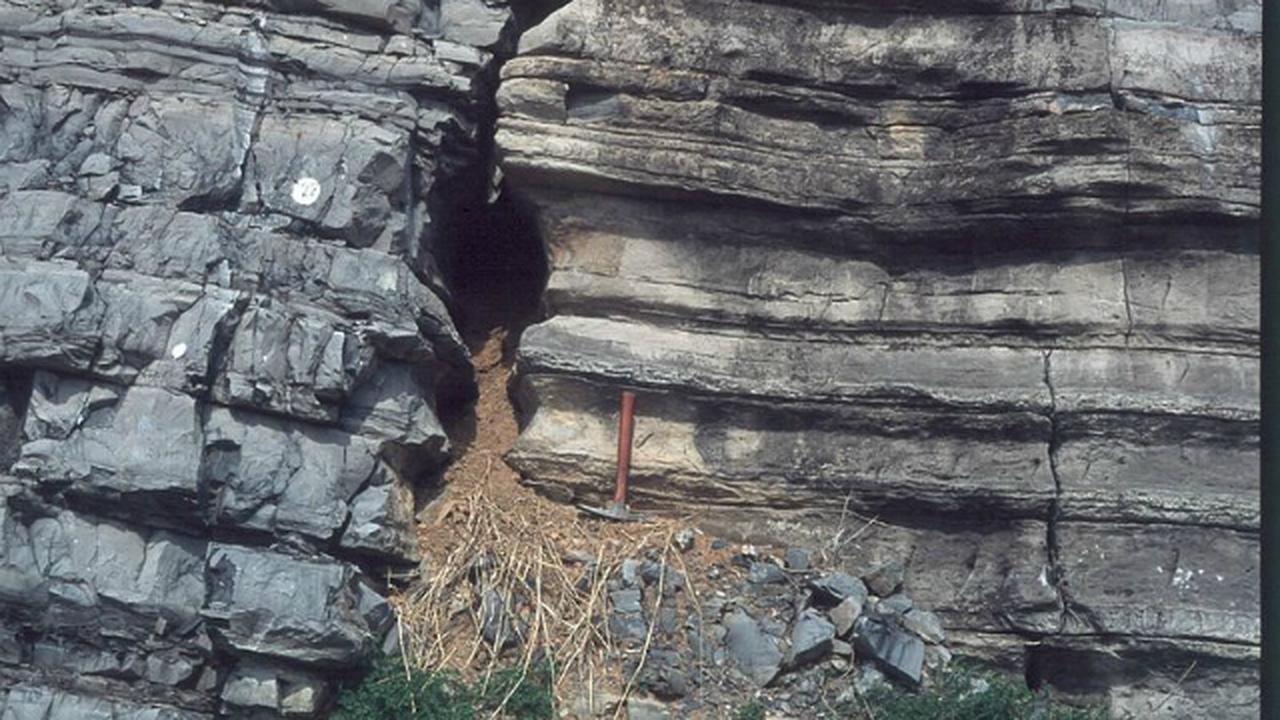 Выветривание каменных пород некогда привело к обледенению всей Земли