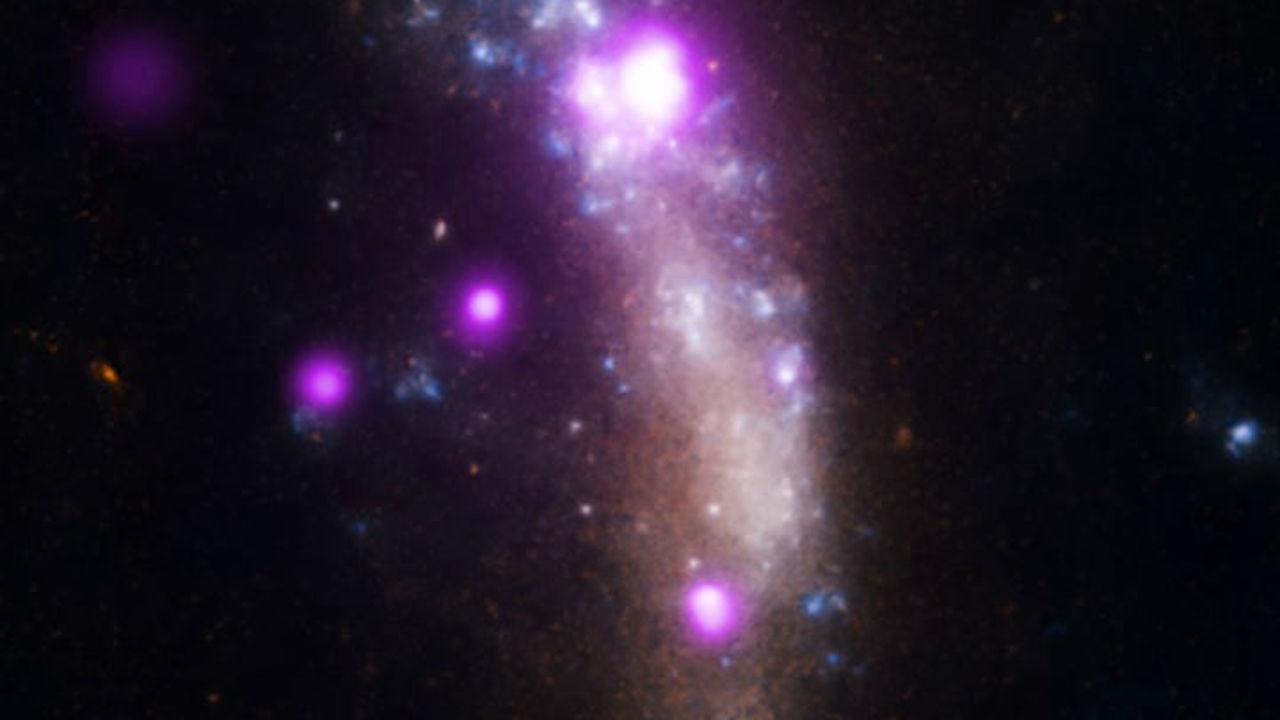 Обнаружен источник космической пыли, формирующей звёзды и планеты