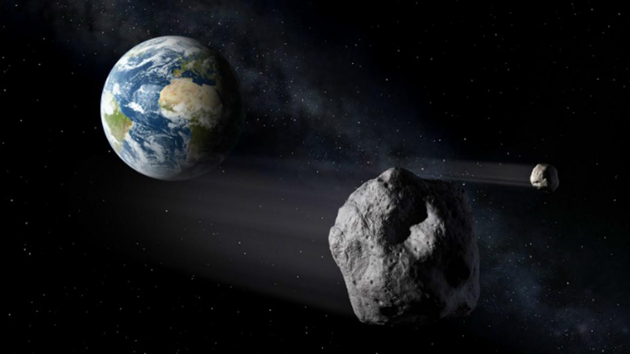 Телескоп с глазом мухи будет наблюдать за угрожающими Земле астероидами