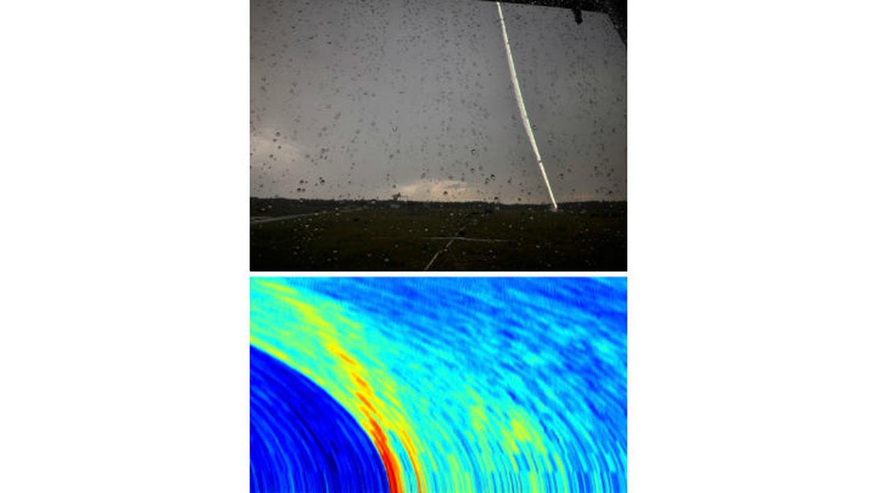 Физики впервые запечатлели раскаты грома