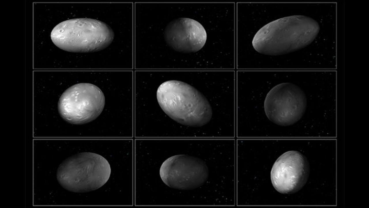 Синхронность движения спутников Плутона удивила астрономов