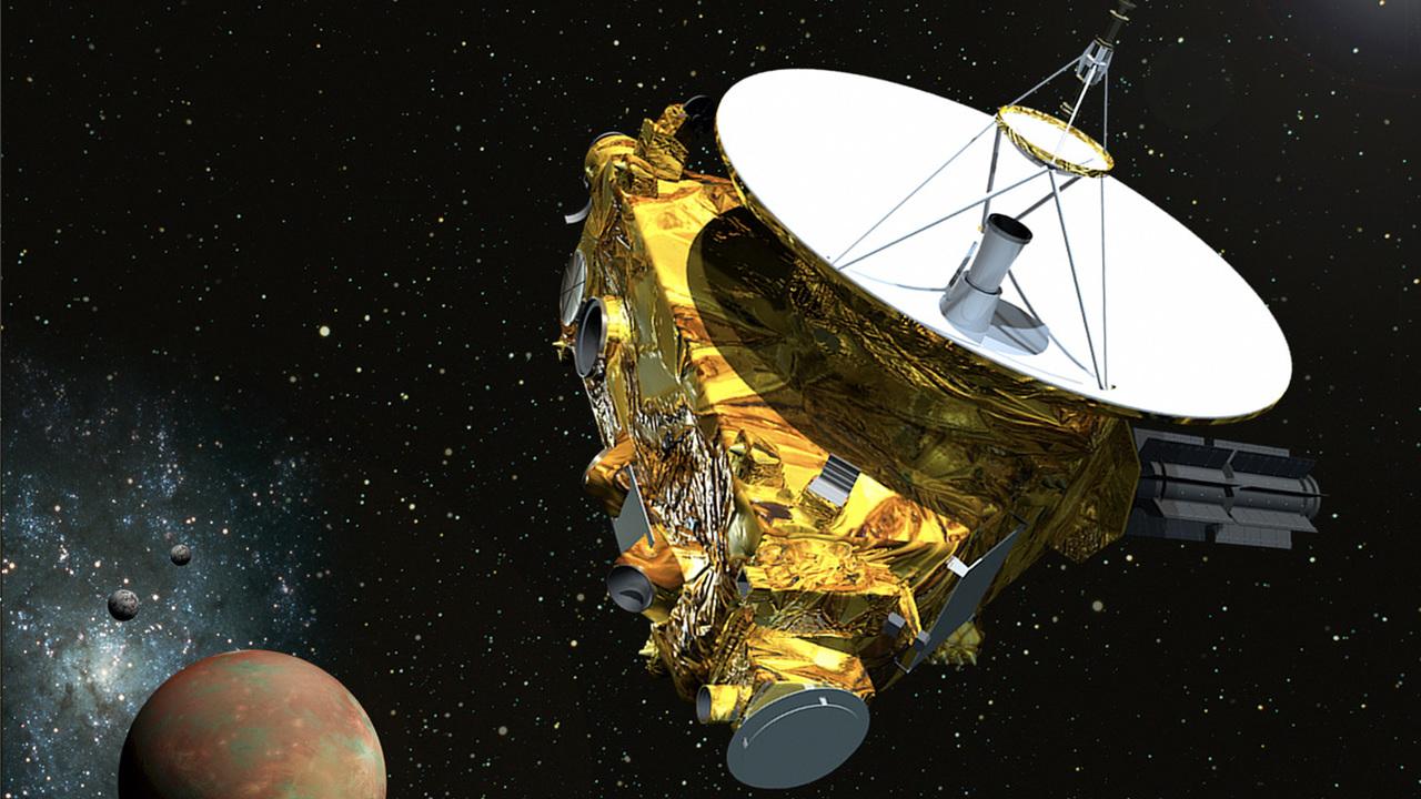 Восстановлена работа станции New Horizons, приближающейся к Плутону