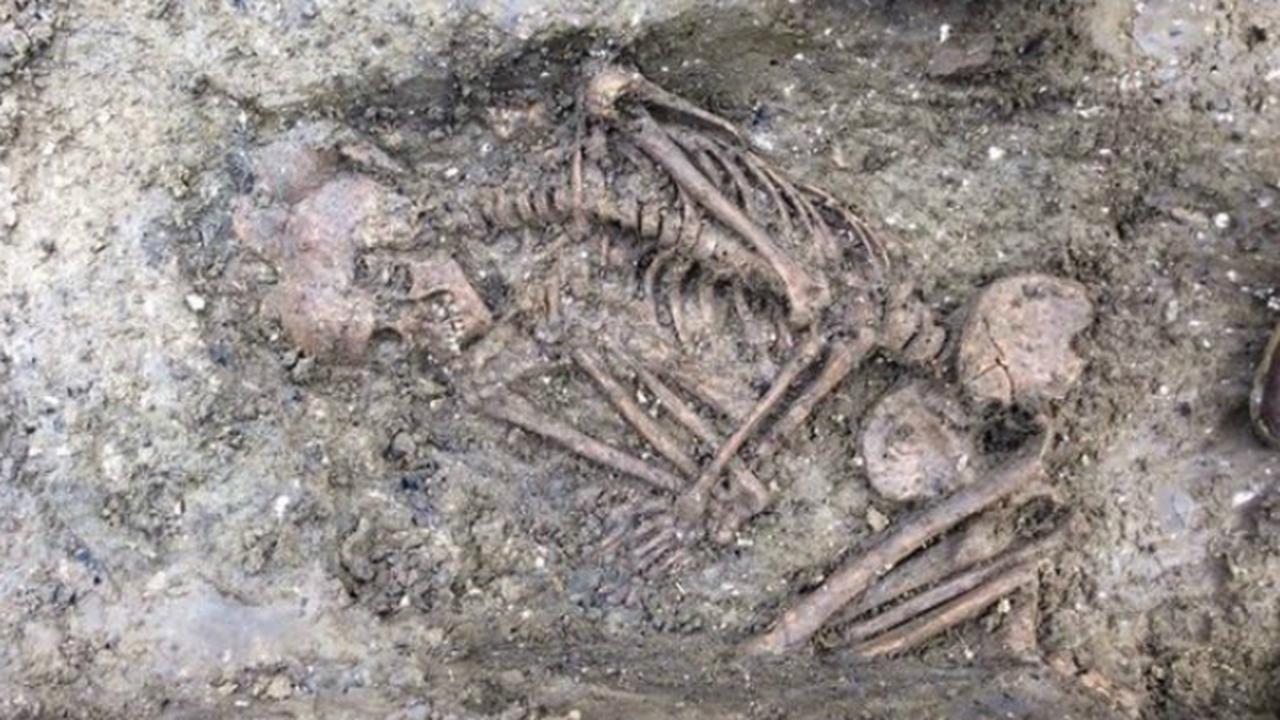 Скелет ребенка бронзового века обнаружен под Стоунхенджем