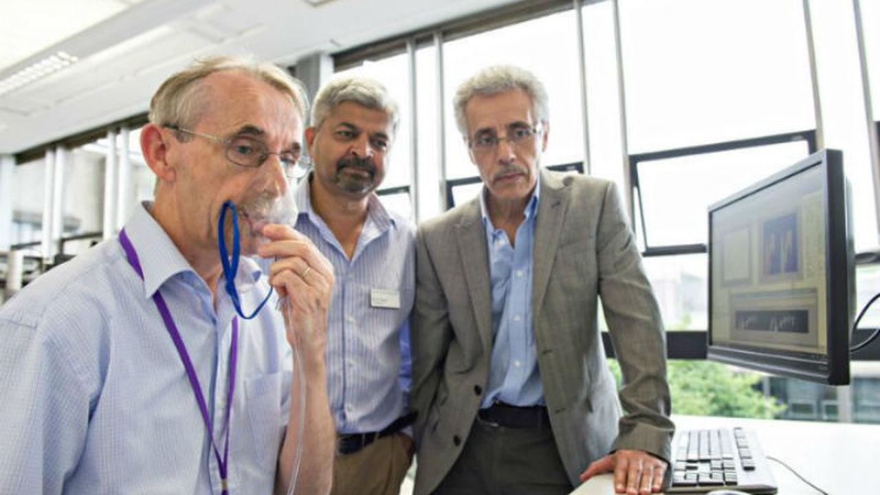 Новая технология позволит паралитикам общаться при помощи дыхания