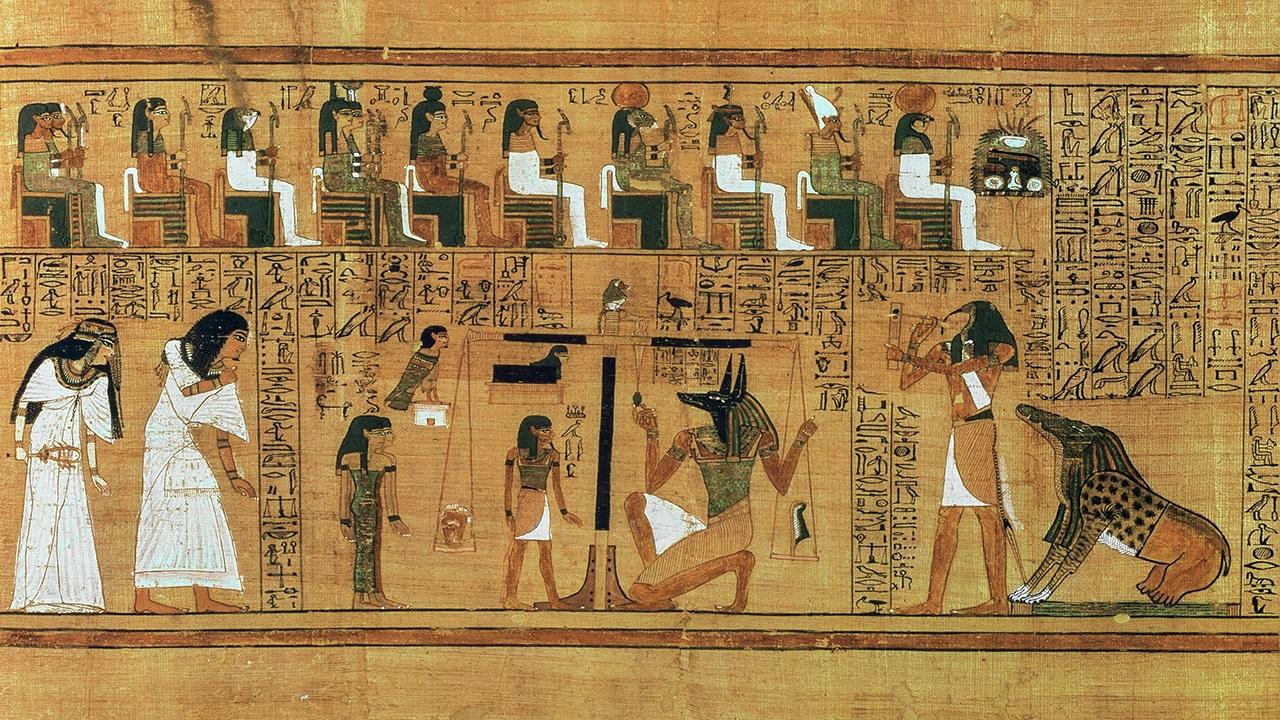 Вера в карающих богов способствовала созданию государств