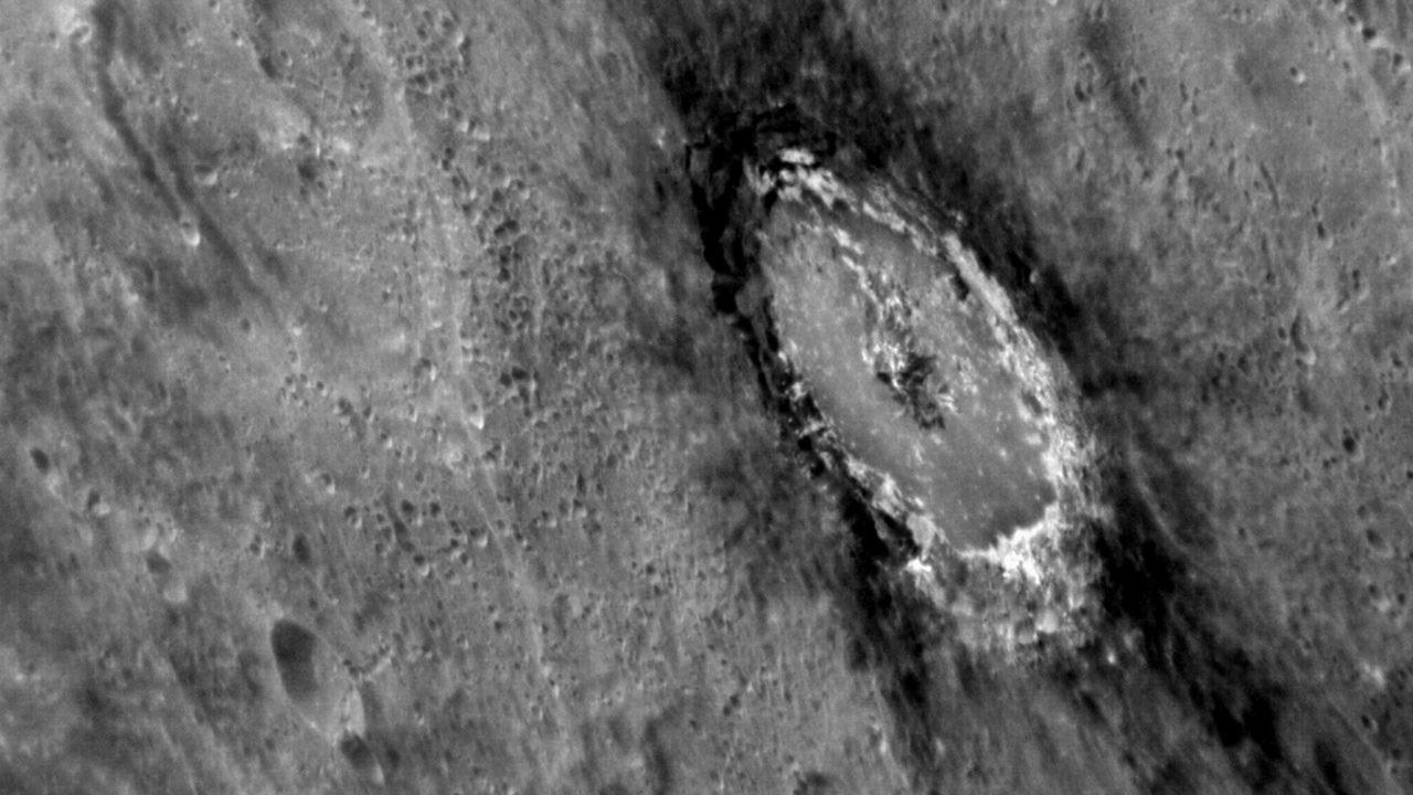 Учёные раскрыли тёмную тайну поверхности Меркурия