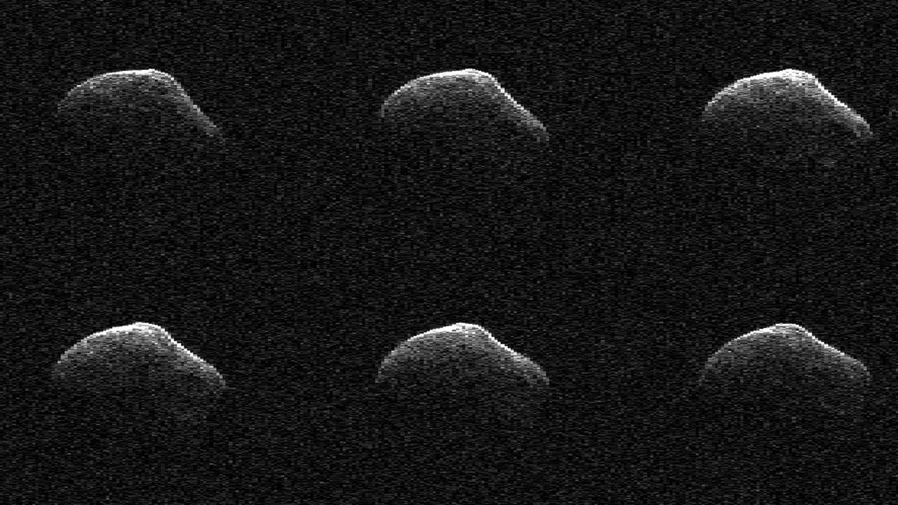 Комета, недавно приближавшаяся к Земле, удивила учёных размерами