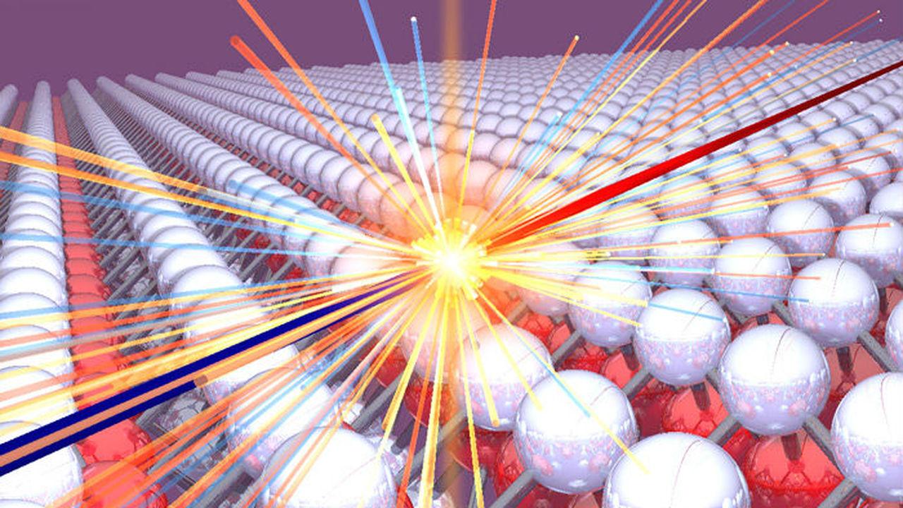 Физики создали крошечный ультраточный ускоритель квазичастиц