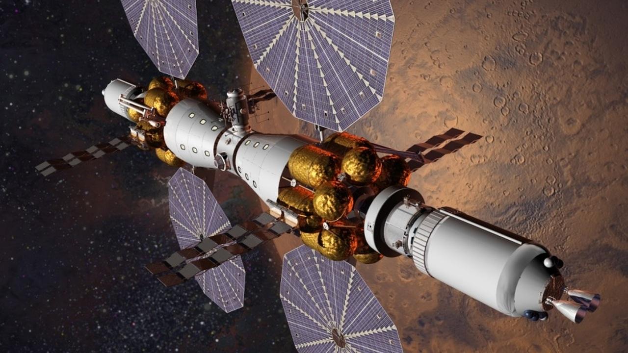 Новый виток марсианской гонки: концерн Lockheed Martin ставит на 2028 год