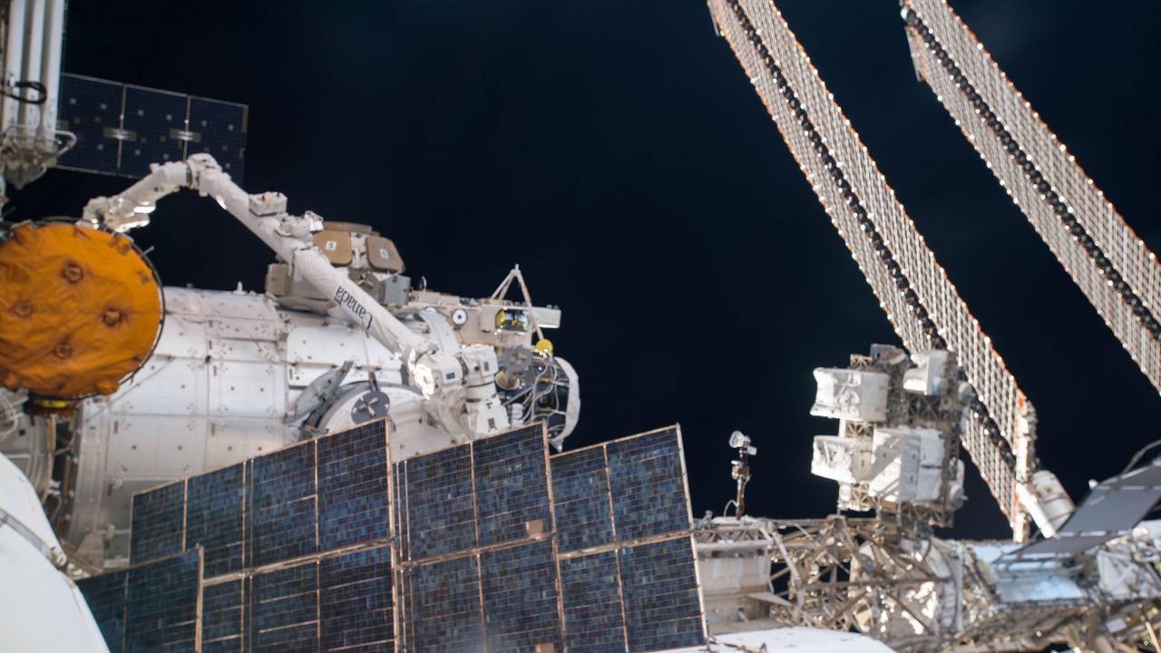 Надувной модуль BEAM на МКС не раскрылся с первого раза