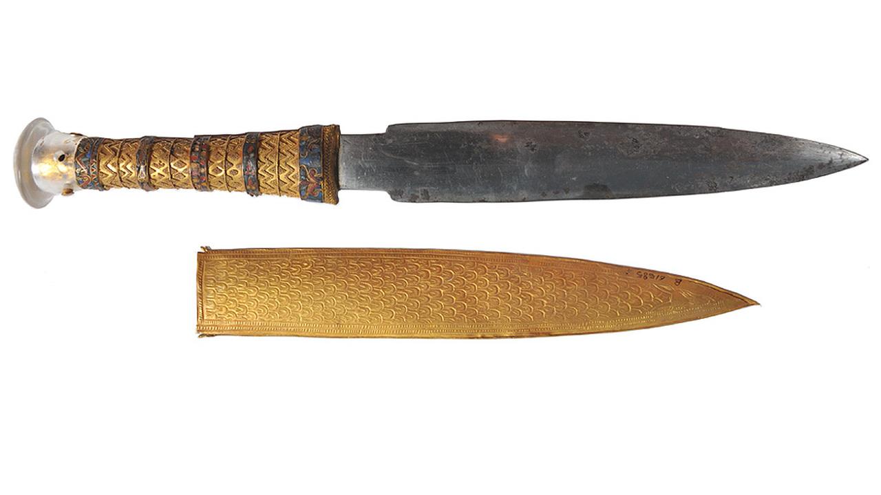 Историки: все железные артефакты бронзового века имели космическое происхождение