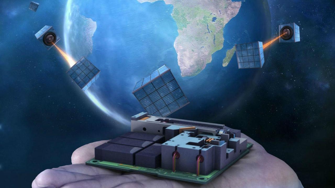 Наноспутник стал первым шагом к созданию космического квантового интернета