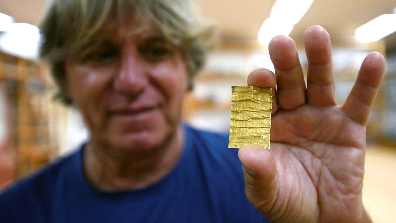 Золото, серебро и черная магия: в Сербии обнаружили уникальные таблички с проклятиями