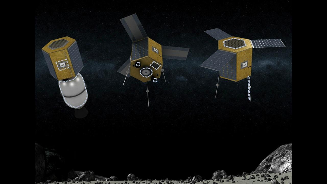 Поиск полезных ископаемых на астероидах стартует до конца десятилетия