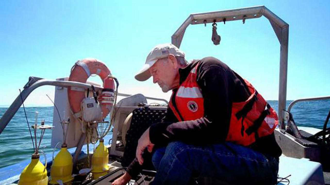 Роботы раскрывают секреты выживания личинок морских организмов