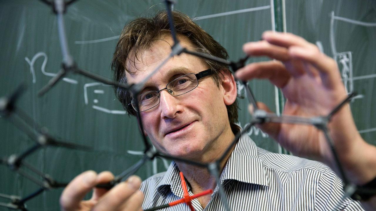 Механические миниатюры: Нобелевку по химии получили изобретатели наномашин