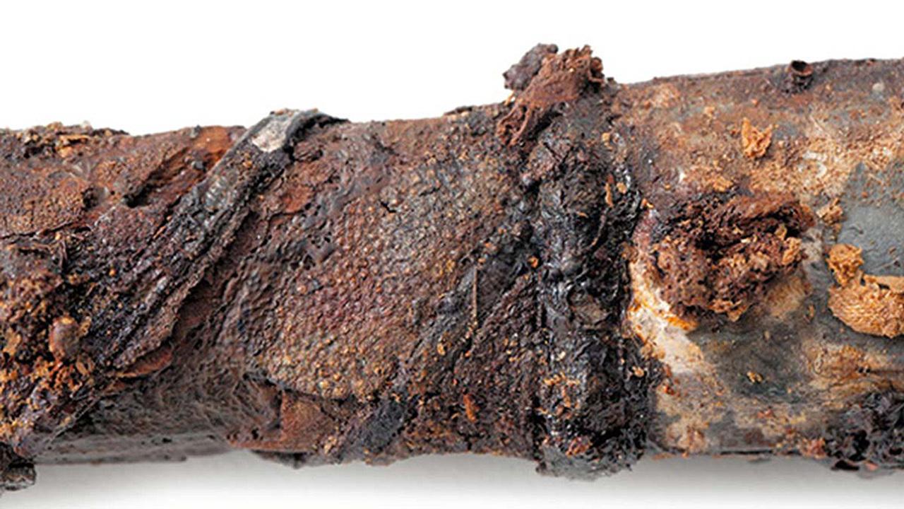"""Самый длинный и самый """"самэ"""": в Японии найдены уникальные древние мечи"""