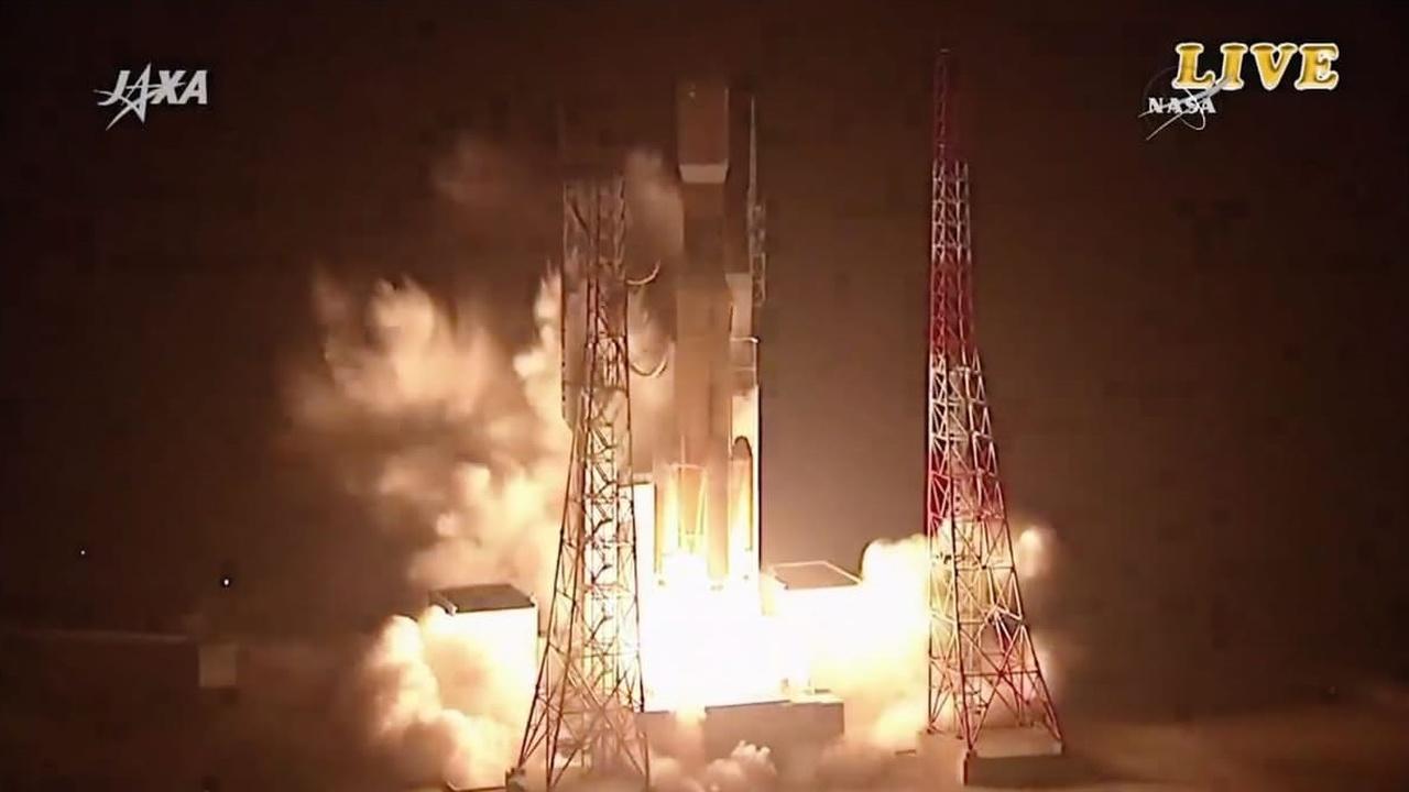 Субботник на орбите: Япония отправила в космос сборщика космического мусора