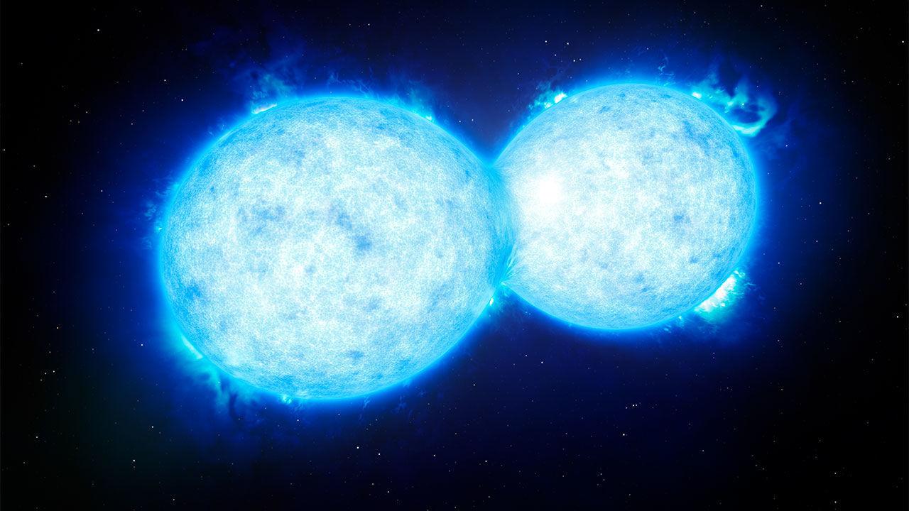 В 2022 году рождение сверхновой можно будет увидеть невооружённым глазом