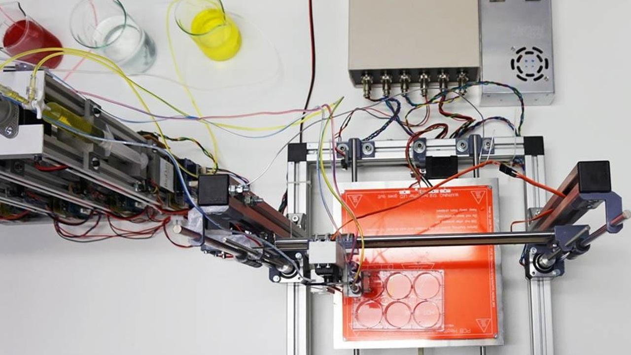 Новый 3D-принтер печатает кожу человека, неотличимую от натуральной