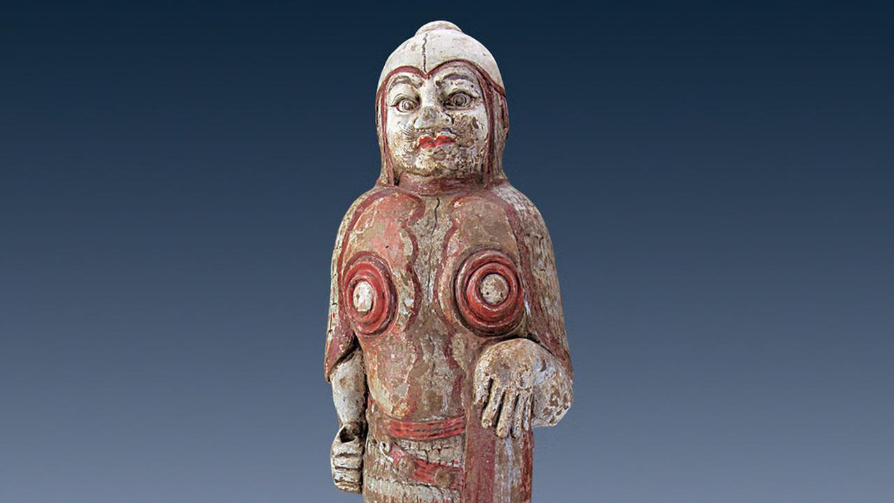 Генерал, его жена и их коллекция фигурок: китайские археологи рассказали о находках в древней могиле