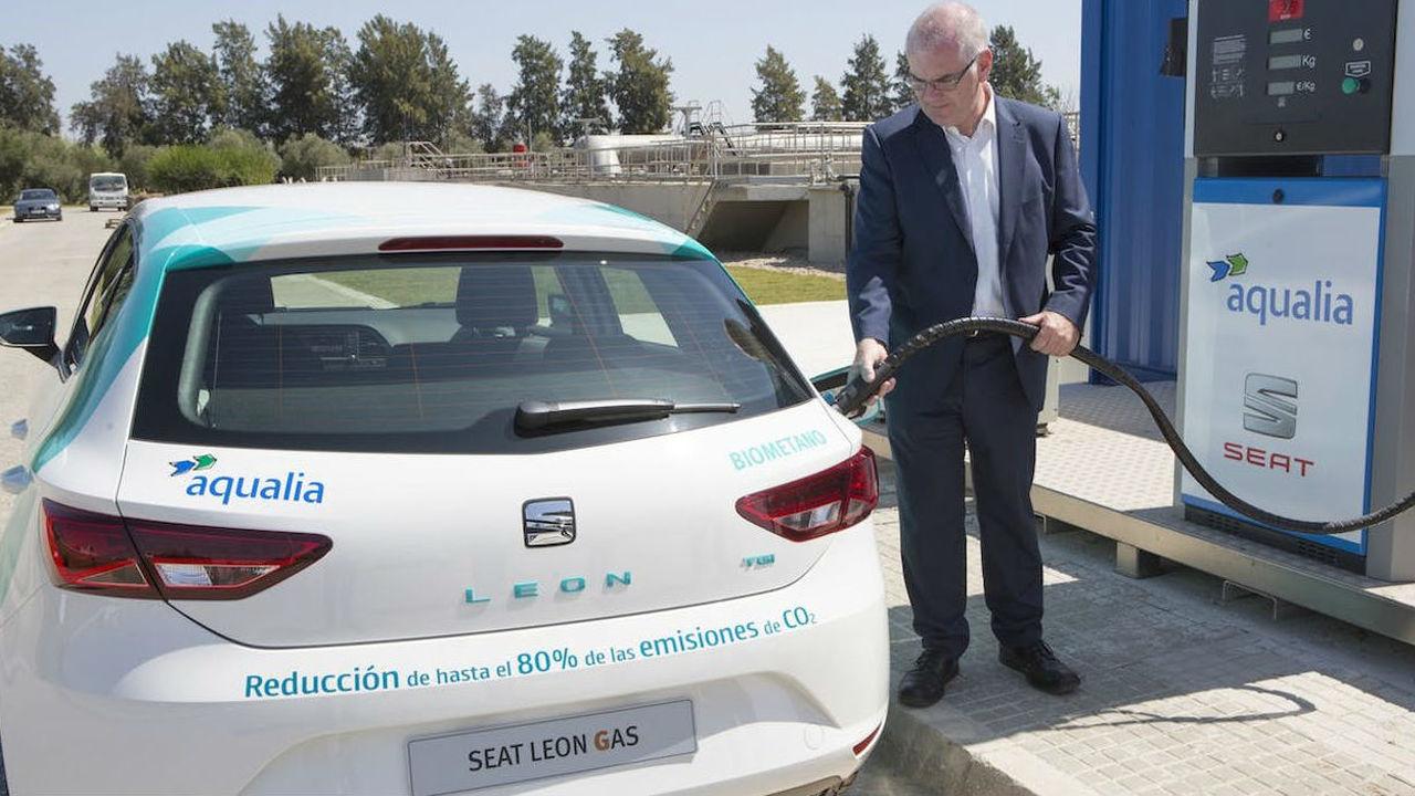 Испанцы заправят автомобили биотопливом, получаемым из сточных вод